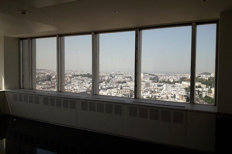 Αίθουσα στον πύργο Αθηνών